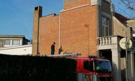 De vlam in de brandweerkazerne