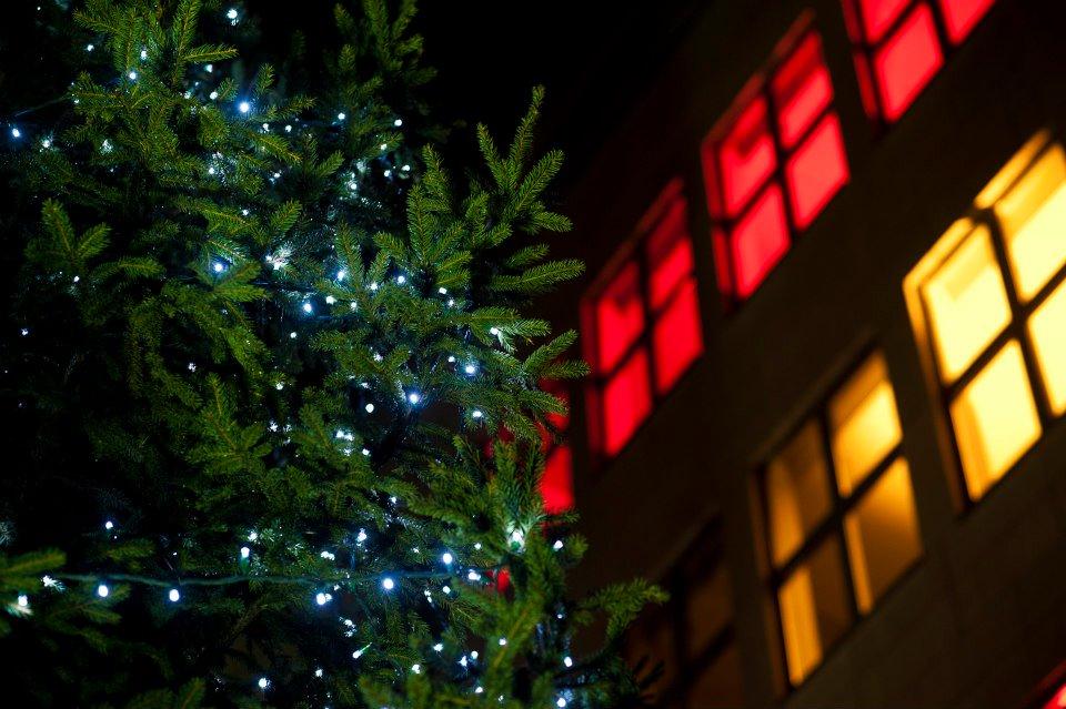Een permanente 'kerstboom' voor Deurne