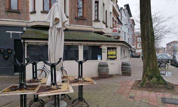 Restaurant Poupoule heeft de handdoek in de ring gegooid
