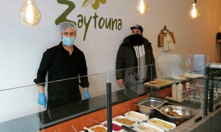 Nieuw restaurant Zaytouna: gezond, lekker, betaalbaar