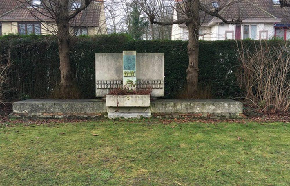 Monument wordt duurzaam hersteld
