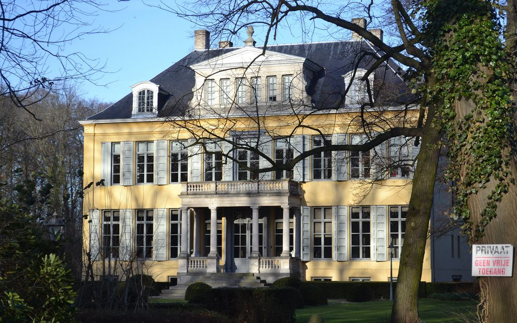 Vandalen betrapt in kasteel Ertbrugge