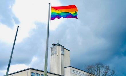 Geen permanente regenboogvlag in Deurne, wel lokhomo's