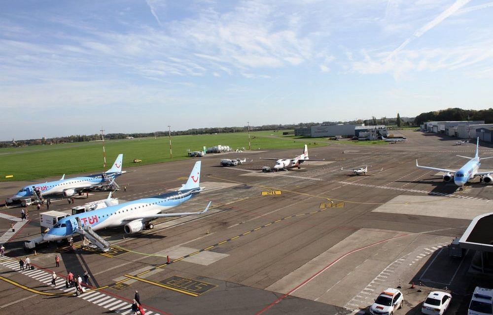 Luchthaven Deurne zoekt uitbater voor nieuwe brasserie