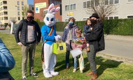 Rik en Otto zijn de Redders van Pasen in Deurne