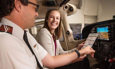 Twaalf nieuwe piloten in Deurne