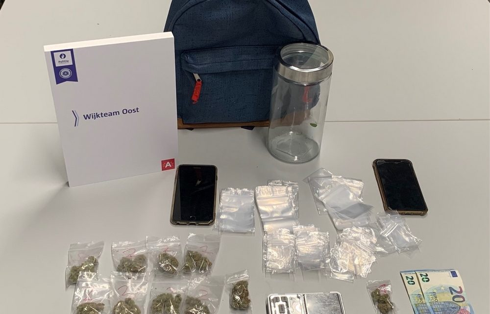 Arrestaties in verschillende druggerelateerde dossiers