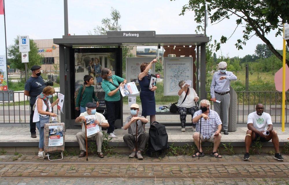 """""""Laat tram 9 naar Noord rijden"""""""