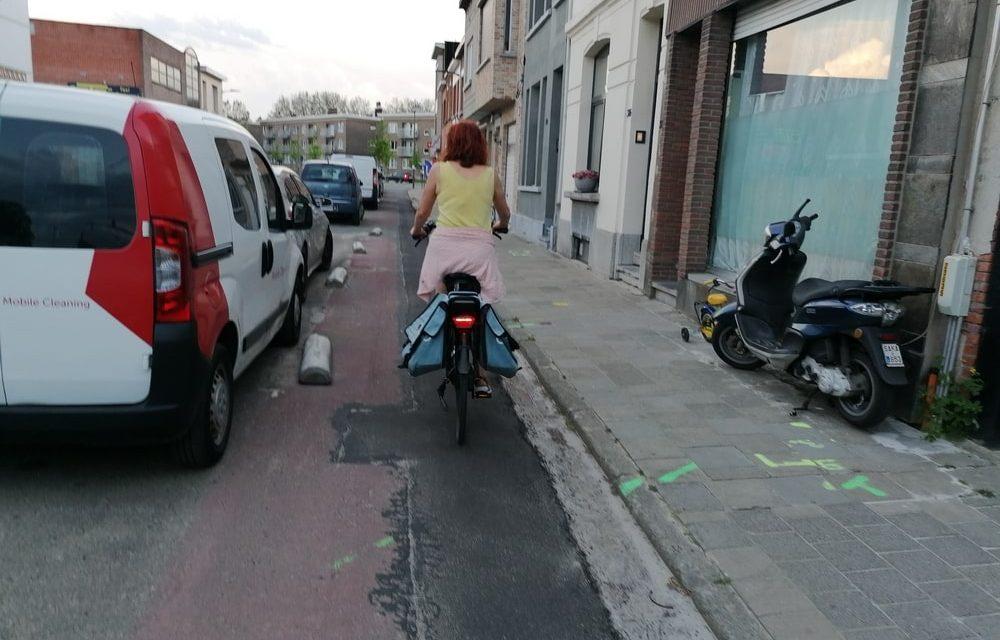 Gevaarlijk fietspad