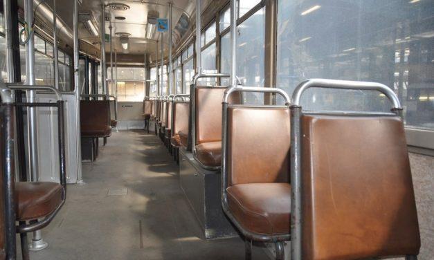 Tram 12 is een jaartje buiten strijd