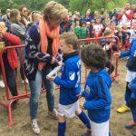 Extra geld voor de sportinfrastructuur in Deurne