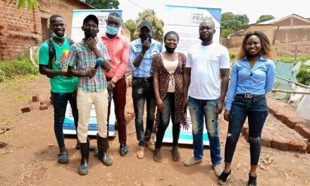 Boeren in Oeganda krijgen steun vanuit Deurne