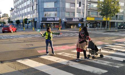 Verkeersveiligheid op kruispunt Frank Craeybeckxlaan/Turnhoutsebaan