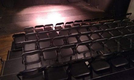 Theatergarage is klaar voor een vliegende start