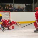 Antwerp Phantoms pakt 1ste punten in nieuwe competitie BVVL