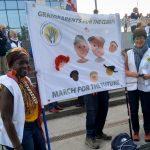 Deelnemers vanuit Deurne op de klimaatmars