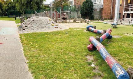 Twee nieuwe speelterreinen in Deurne Noord